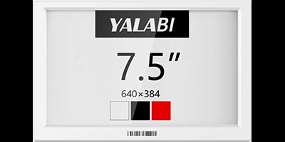 electric shelf label